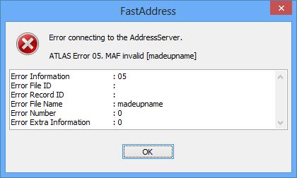 fastaddressclient-error-invalid-maf