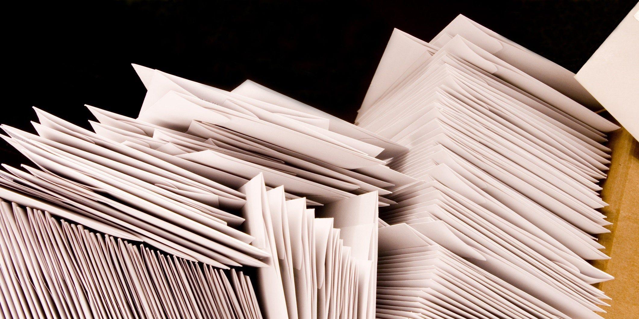 Consider Bulk Mailing